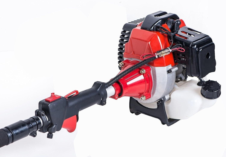 bu-ko largo alcance 52 Cc Gasolina Multi funcional herramienta de ...