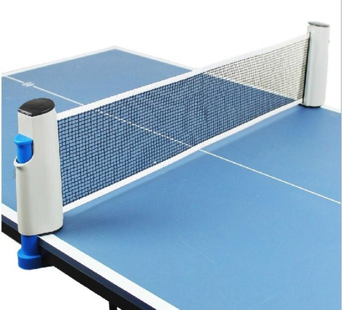 92c15e5cc COUSINEE DECATHLON ARTENGO ROLLNET Table Tennis Net Ping Pong Net Post Set  Accessory  Amazon.co.uk  Sports   Outdoors