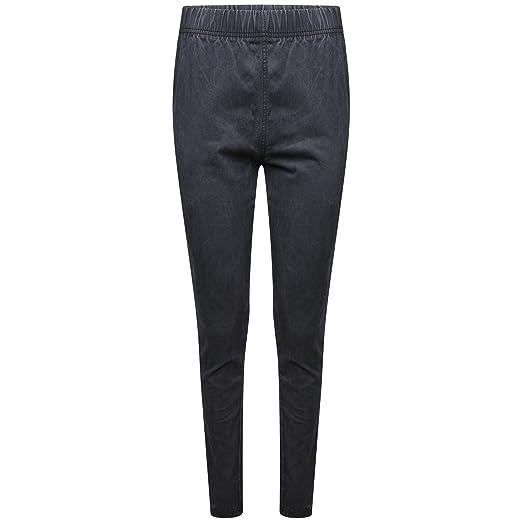 adff6d0f8e45a Ex Sea Salt Ladies Bosvenning Grey Jeggings Womens Jeans: Amazon.co.uk:  Clothing