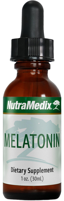 NutraMedix - Melatonin Sleep, 1 oz. (30 ml)