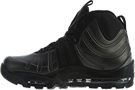 Nike Air Bakin Posite, Black/Black