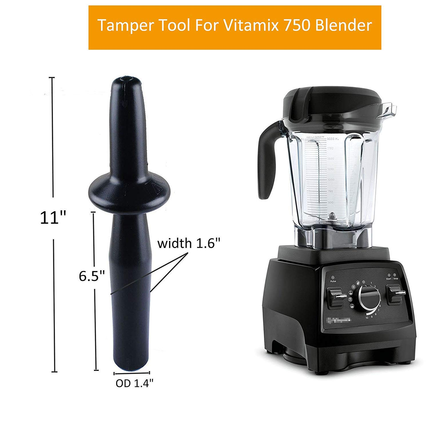 Replacement Accessories for Vitamix Blender Wrench for Vitamix Blade