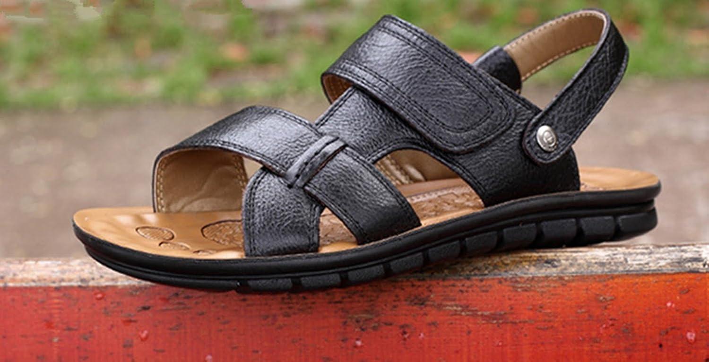 Bebete5858 Sandali casual da uomo fashion summer sandali da