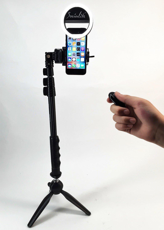 Socialite Mini Led Photo Video Ring Fill Light Kit
