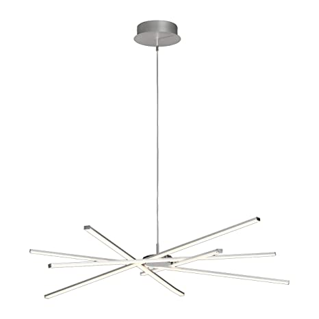Mantra - Star LED- Lampara Ø104cm Dimmable.: Amazon.es ...