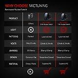 MicTuning LS081502JL Backlit Bumper
