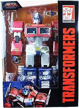 Transformers MAS-01 Optimus Prime Mega 18