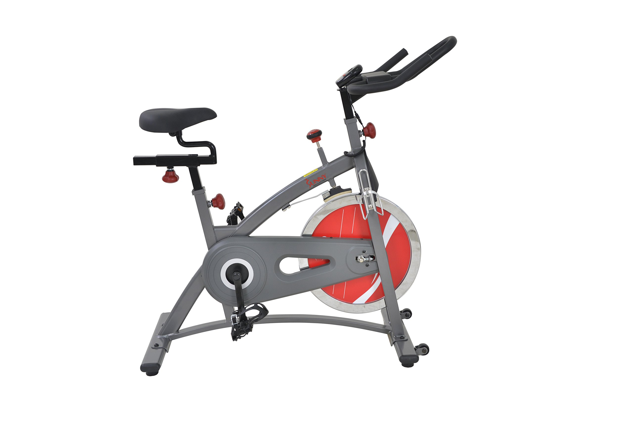 Sunny Health & Fitness SF-B1423C Chain Drive Indoor Cycling Bike by Sunny Health & Fitness (Image #2)