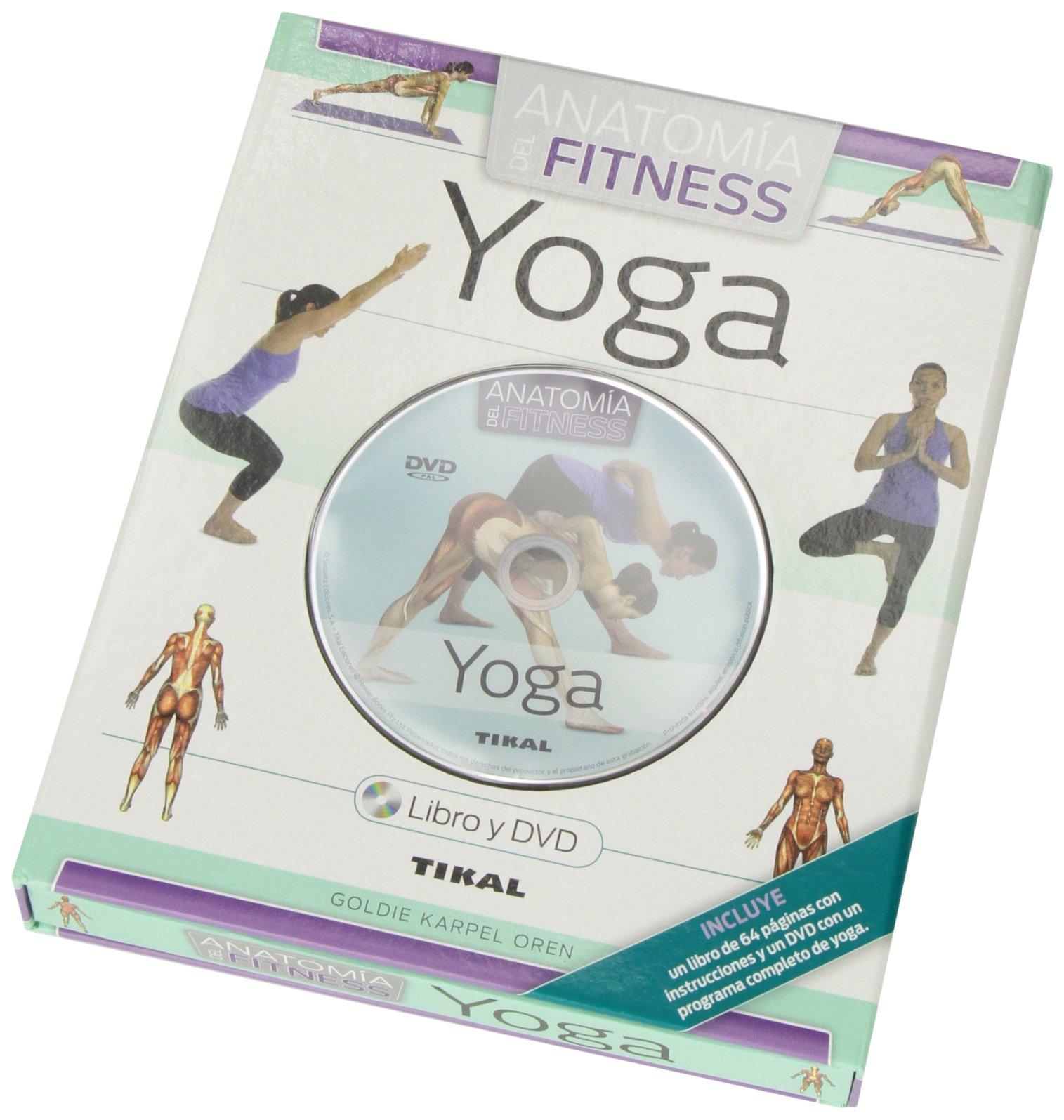 Yoga: VARIOS: 9788499282626: Amazon.com: Books