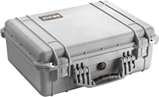 product image for Pelican 1520 Camera Case With Foam (Silver)
