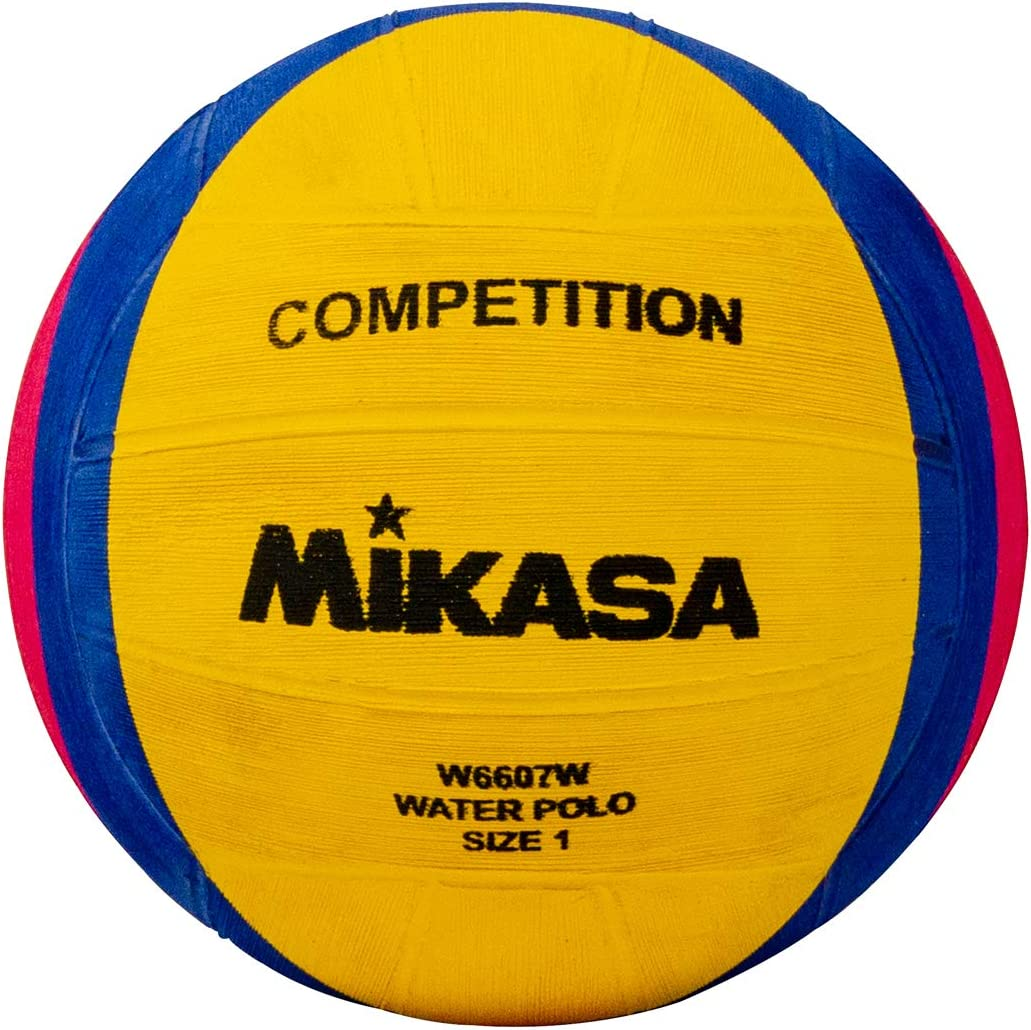 Mikasa D113 Mini Competition Water Polo Game Ball: Amazon.es ...