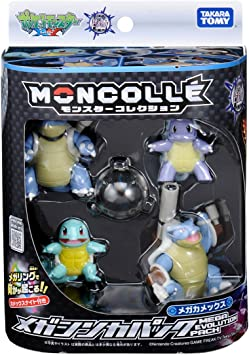 Takara Tomy Pokemon Monster Collection Megaevoluzioni Pack Mega ...