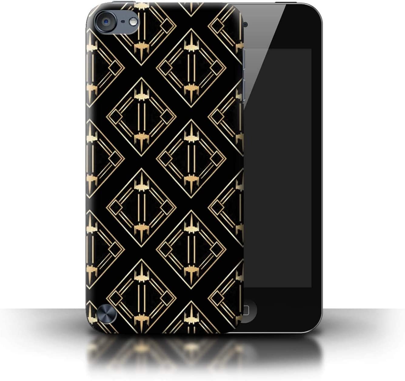 Phone Case For Apple Ipod Touch 5 Star Wars Wallpaper Golden X Wing Fighter Design Transparent Clear Ultra Slim Thin Hard Back Cover Amazon Co Uk Computers Accessories