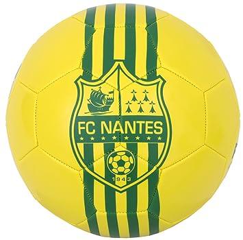 84a0ef6b56 Ballon de football FCNA - Collection officielle FC NANTES ATLANTIQUE -  Taille 5