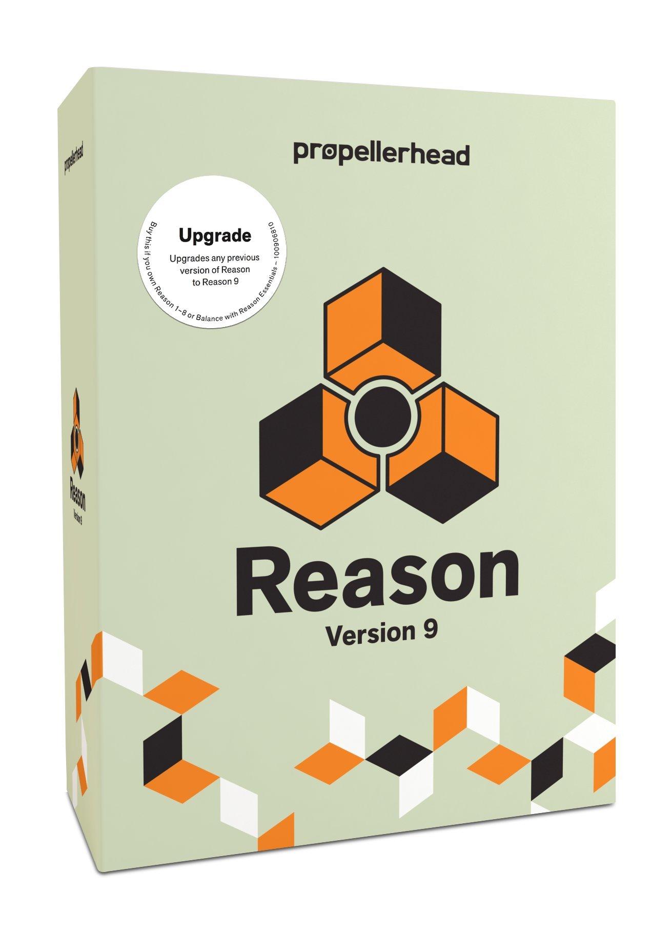 Reason 9 Upgrade by Propellerhead