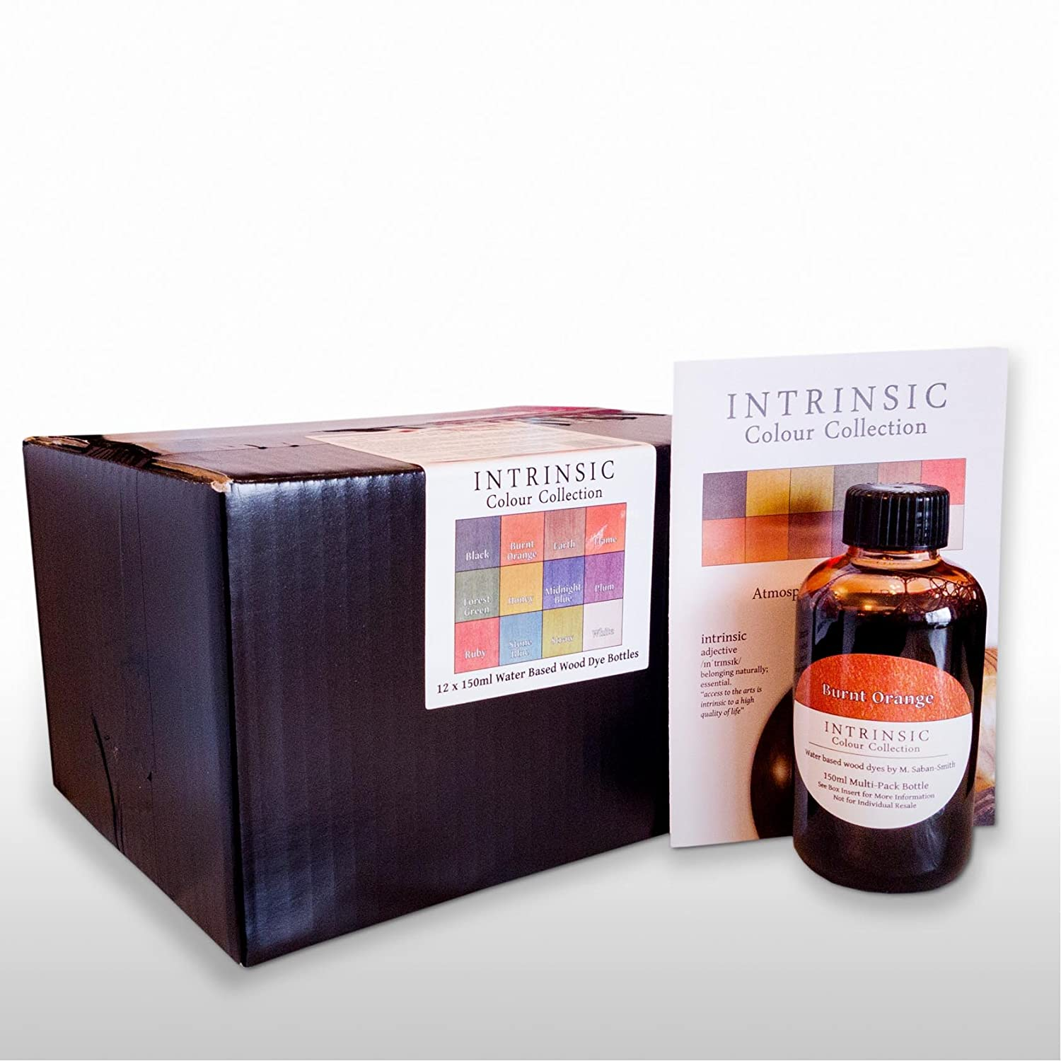 Intrinsic Colour Collection 150ml Set Hampshire Sheen