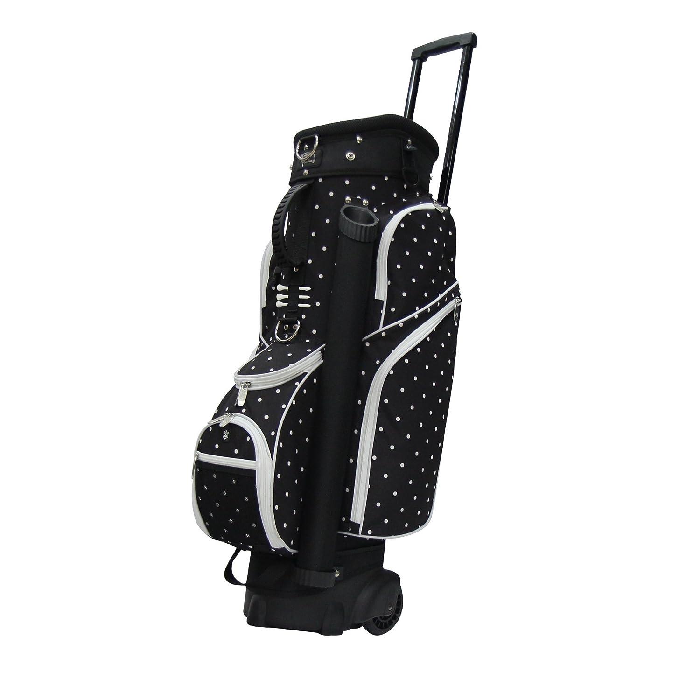 Bolsa de golf con carro de Rj Sports - SPI5937-Polk A Dot ...