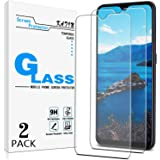 KATIN Galaxy A10s Screen Protector - [2-Pack] for Samsung Galaxy A10s Tempered Glass No-Bubble, 9H Hardness, Easy to…