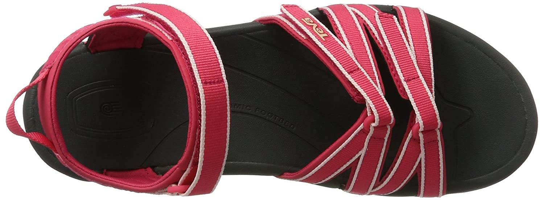 Teva Women's Tirra Athletic Sandal B01IQ67Q38 7 B(M) US|Rasberry/Dark