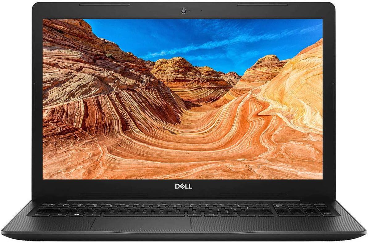 2021 Newest Dell Inspiron 3000 Laptop, 15.6 HD Display, Intel Pentium Gold 5405U Processor, 16GB RAM, 256GB SSD, Online Meeting Ready, Webcam, WiFi, HDMI, Bluetooth, Win10 Home, Black