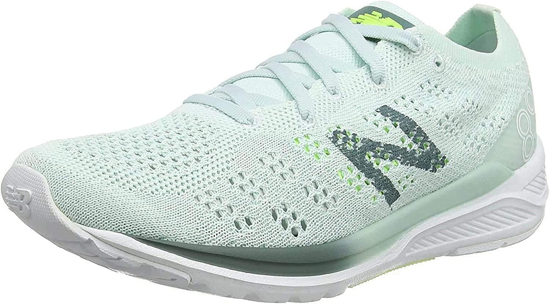 New Balance W890v7 M, Zapatillas de Running para Mujer: Amazon.es: Zapatos y complementos