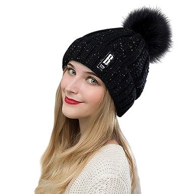 5a1af286a45 Pom Beanie Hat
