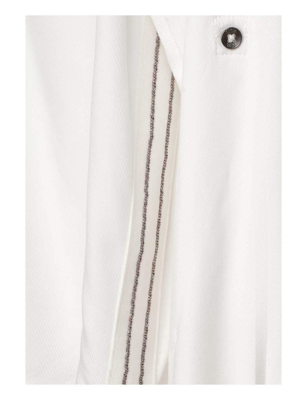 Cecil dam blus White (Pure Off White 10125)