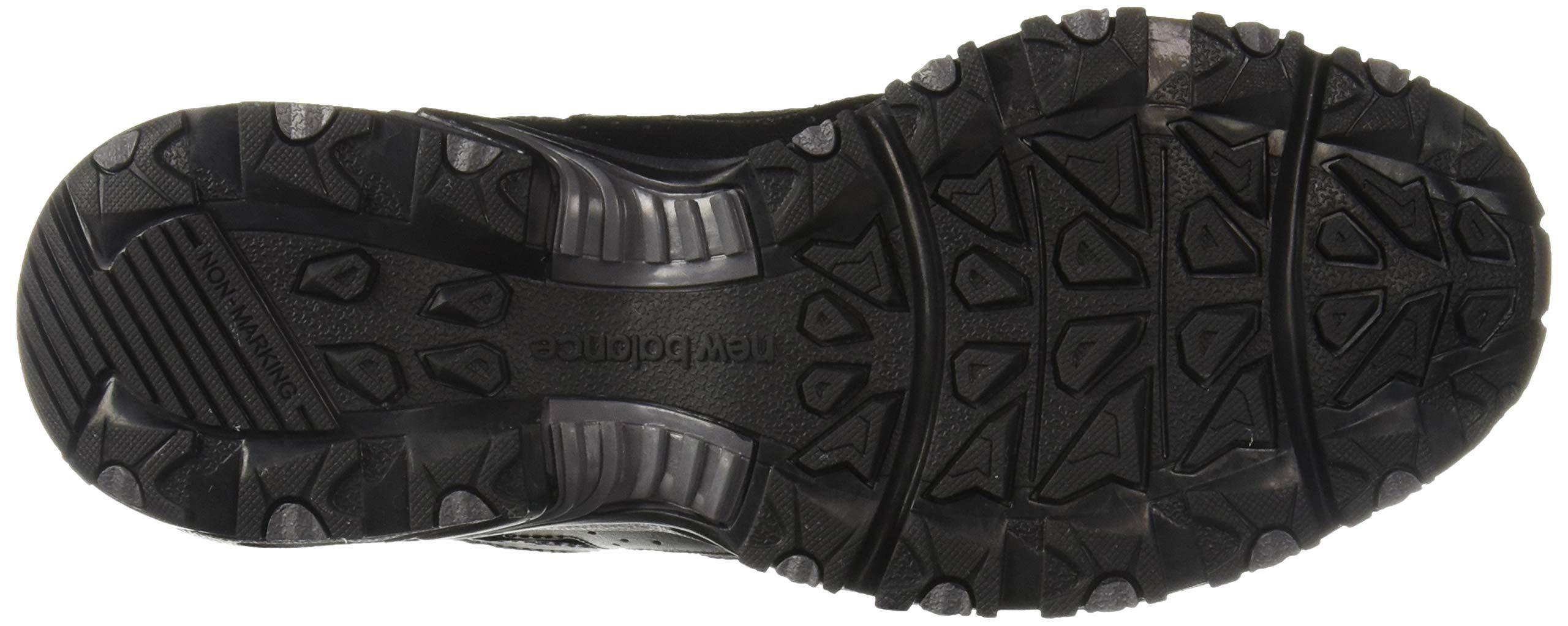 New Balance Men's 481 V3 Cushioning Trail Running Shoe Black/Magnet 9.5 D US by New Balance (Image #3)