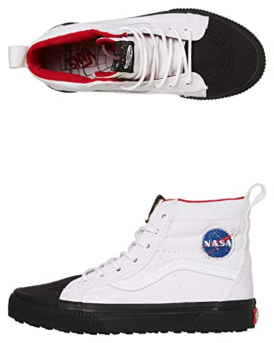 Amazon.com: Vans Kids X NASA Space Voyager SK8-Hi MTE ...