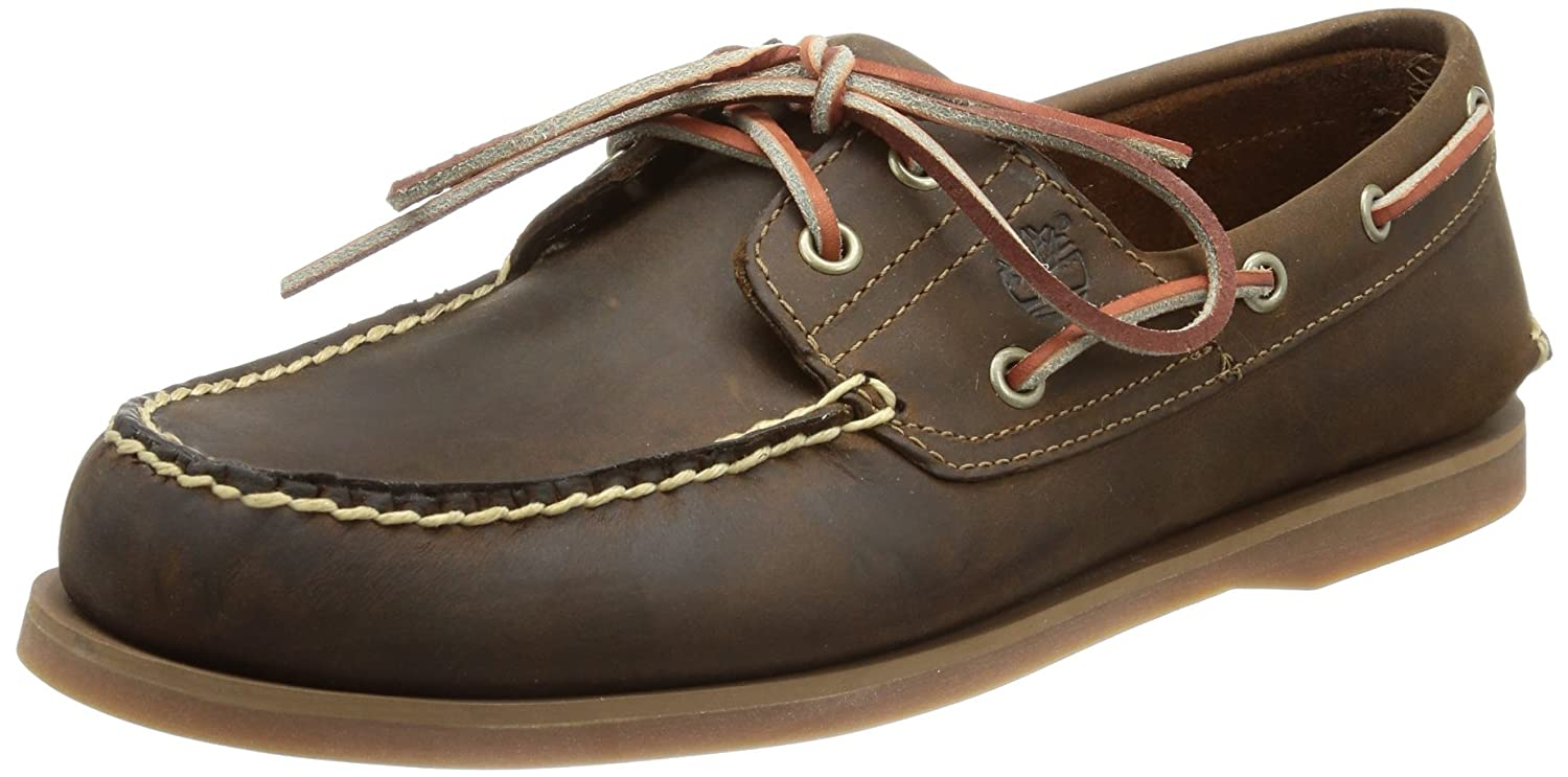 Timberland Marron Bateau Homme 2 Icon Classic EyeChaussures PnOw8k0