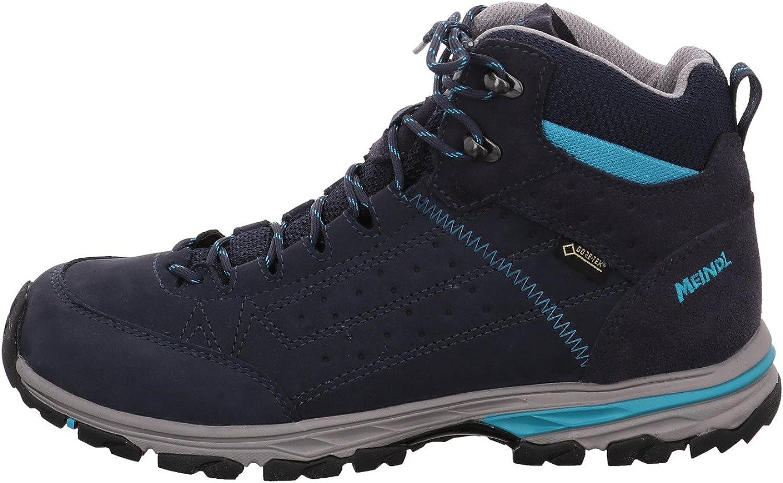 Meindl Durban Lady Mid GTX Chaussures de randonn/ée pour femme Bleu
