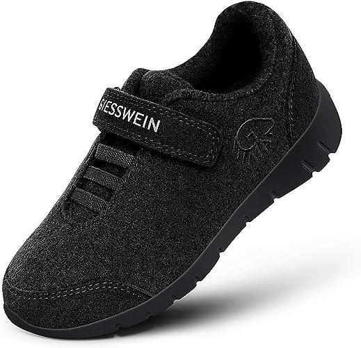 GIESSWEIN Merino Runners Kids Atmungsaktive Kinder Schuhe