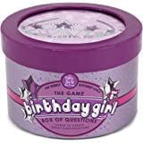 Melissa & Doug Birthday Girl Box of Questions Game - 82 Conversation Starters on Cards