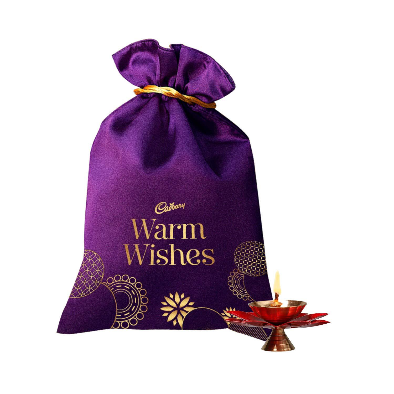 Cadbury Silk Diwali Special Potli, 343g
