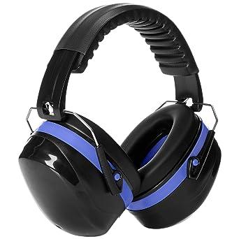 Amazon.com: AmazonBasics - Protectores de oído de seguridad ...