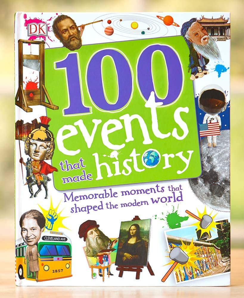 LTD 100 Events That Made History