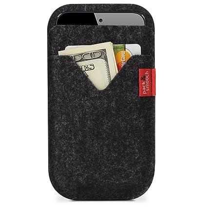 Amazon.com: Pack & Smooch – shetland- iPhone se/5S Wallet ...