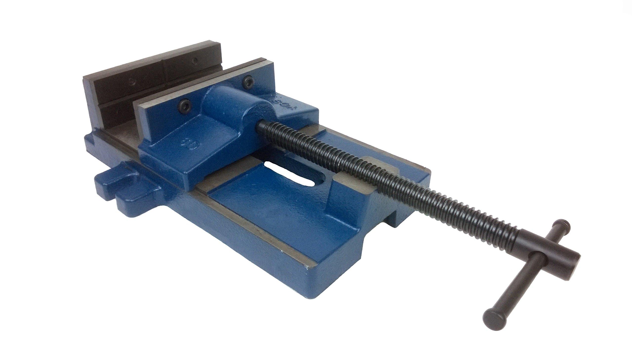Yost 6D-QR Quick Release Drill Press Vise, 6''