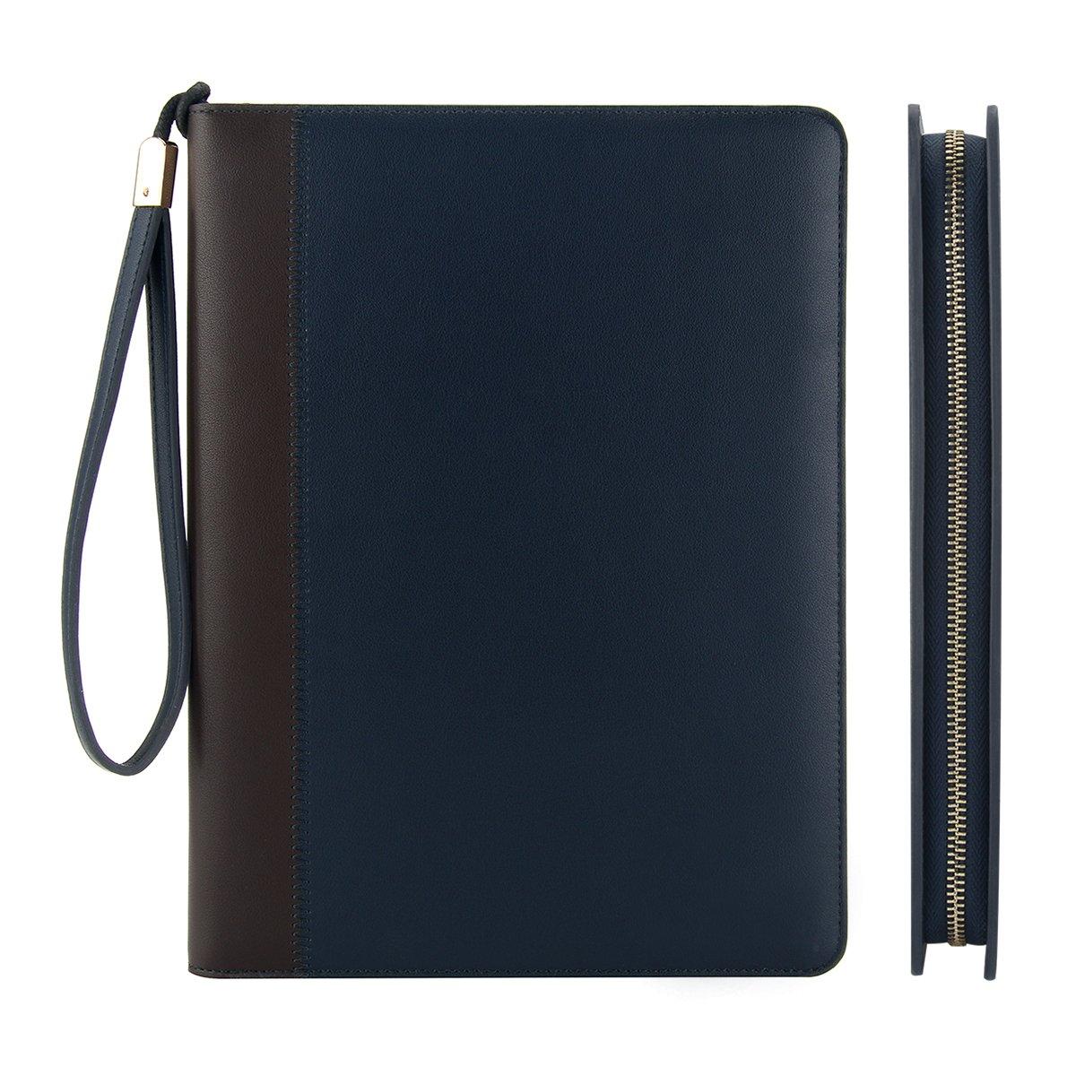 ずっと気になってた Scheam iPad Mini 4 財布 マルチカードホルダー バックシェルポーチ フォリオ PUレザーカバー Mini PUレザーカバー iPad ポーチケース付き iPad Mini 4交換用 - ダークブルー B07L93K1MK, 釣具のレインドロップス:fdf7006d --- a0267596.xsph.ru