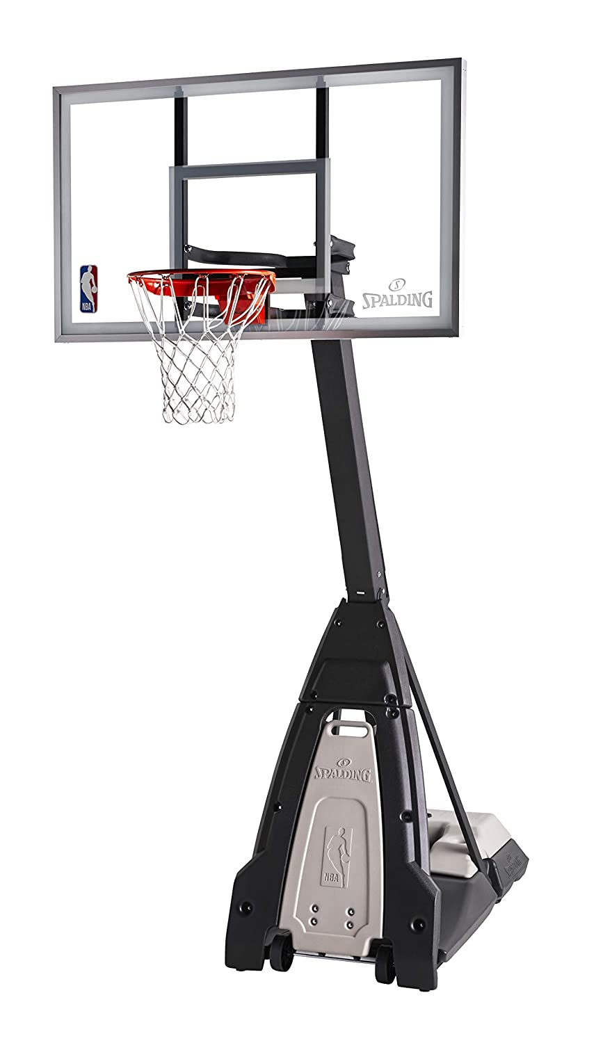 The Beast Portable Basketball Hoop