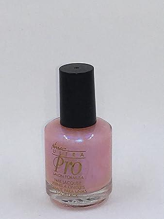 Amazon.com: Nina Ultra Pro Nail Polish (Pink Frost): Health ...