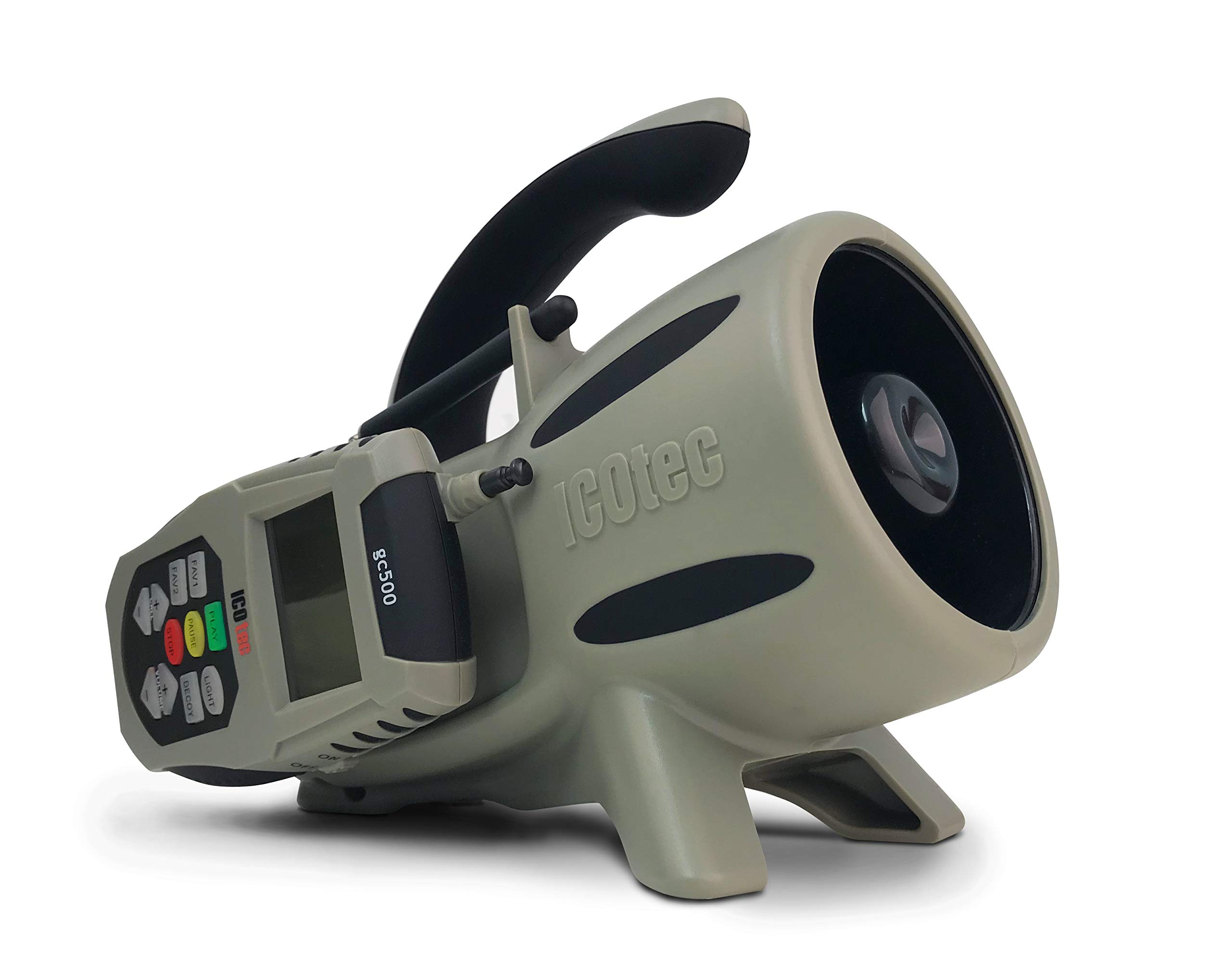 Icotec GEN2 GC500 Programmable Game Call - 200 Calls Included by Icotec