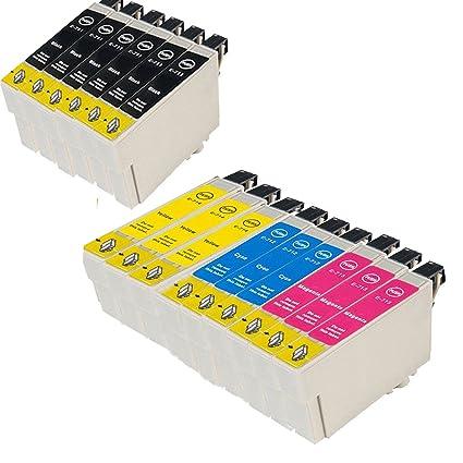 De tinta de repuesto para EPSON T0711 T0712 T0713 T0714 T0715 ...