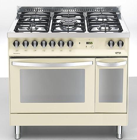 Baumann Professional Design - Hornillo para horno (90 cm, 2 ...
