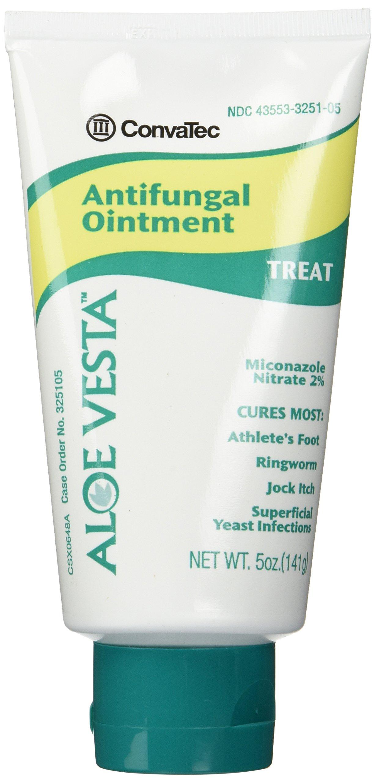 Aloe Vesta Antifungal Ointment, 5 oz. Tube
