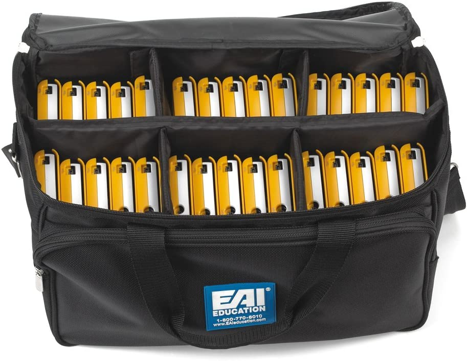EAI Education CalcPal Canvas Tote for Graphing Calculators
