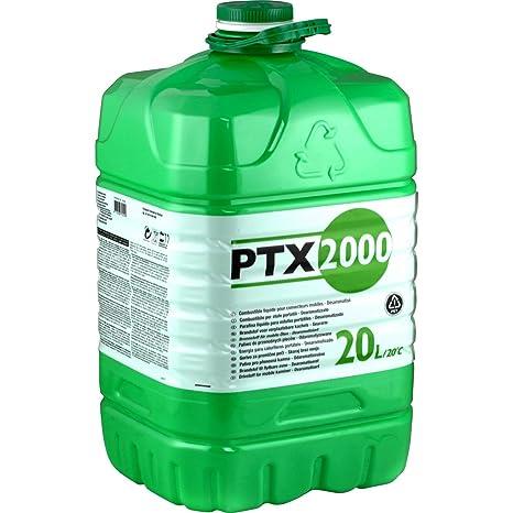 Zibro Ptx 2000 Combustible Bidon De 20 L Pour Four à