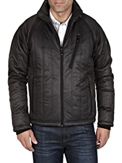 Wellensteyn Men's Jacket Penthouse Sand Large at Amazon