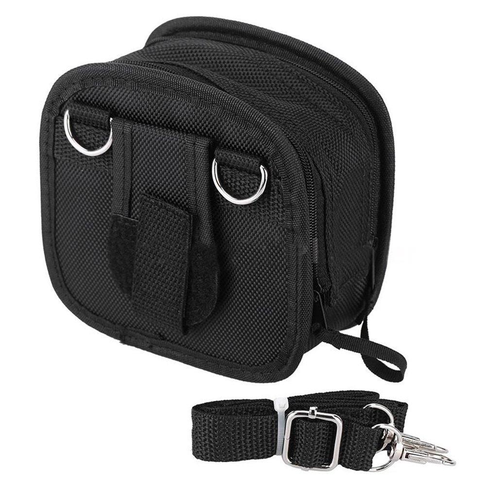 SODIAL 9in1 Lens UV CPL ND Filter Wallet Case Bag box for 25mm-95mm Camera Lens