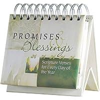 DaySpring Promises & Blessings DayBrightener Perpetual Calendar